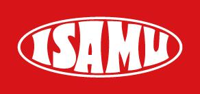 isamu ロゴ